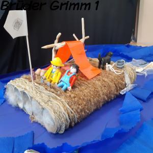 """Floss von Luis und Nick mit dem Namen """"Brüder Grimm 1"""""""