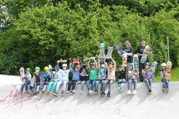 Skateboardkurs II