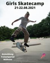 Girls-Skatecamp