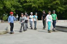 Skateboard-Camp Mülheim